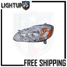 Headlights Headlamps for 05-08 Toyota Corolla CE & LE Left Side Only