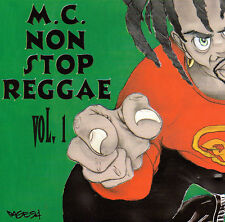 M.C. Non Stop Reggae Vol. 1, CD 1995 RCA, FRANKIE BOY, GUAYO MAN, PSYCHO UNITY