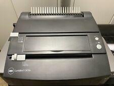 Gbc Combbind C400e Electric Punch Comb Binding Machine Free Shipping
