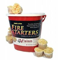 Light-a-fire, Amazon's Best All-natural Fire Starter, 30 Pods With Container, Ne on sale