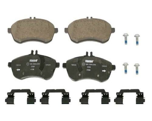 Brake Pad Set Ferodo FDB1978 007 420 57 20
