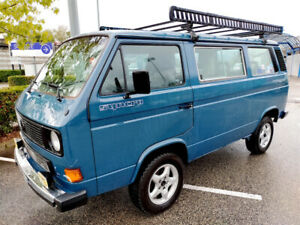 1989 Volkswagen Transporter Vanagon T3 Syncro GL