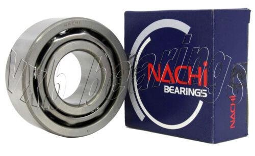 5200 Nachi Double Row Angular Contact Bearing Japan