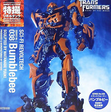 Kaiyodo Revoltech Transformers Bumblebee Action Figure SCI-FI 038