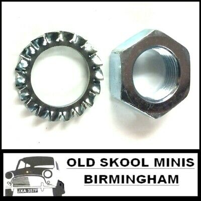 Classic Mini Braided Front Hose Kit cooper rover austin morris Goodridge disc s