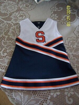 """Clothing, Shoes & Accessories Collection Here Gu Girls Sz 2t Ncaa Top """"s"""" I Believe For Syracuse...cute Be Friendly In Use"""