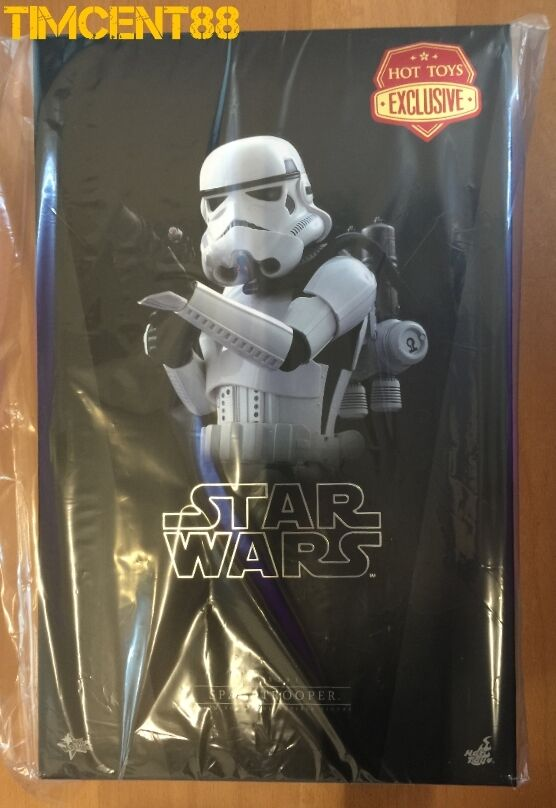 Hot Toys MMS291 Star Star Star Wars Episode IV A New Hope Spacetrooper 1 6 Exclusive fdfa9e