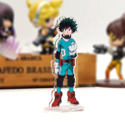 My Hero Academia Izuku Midoriya SMALL acrylic stand figure model double-side