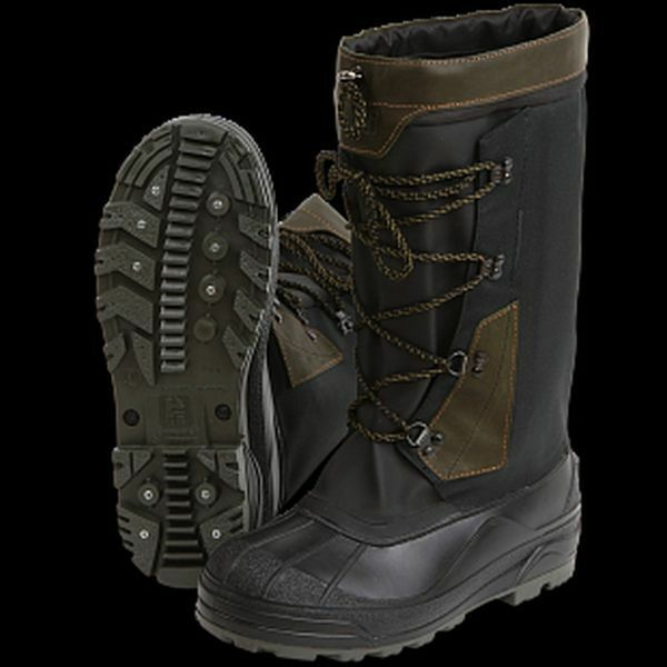 Haski Aqua-Stop  Waterproof Fishing Hunting Winter Ice Boots Mens shoes PVC