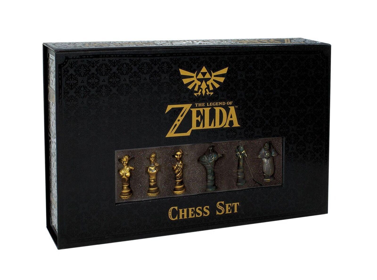 Usaopoly the legend of zelda schachfiguren32 angepasste formen schachfigurenlink...