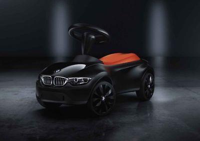 Original Bmw Baby Racer Iii Schwarz Orange Neu Bmw Bobby Car 80932413782 2413782 Ebay