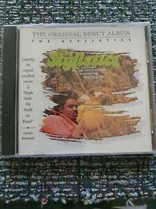 CD - THE STYLISTICS-THE DEBUT ALBUM