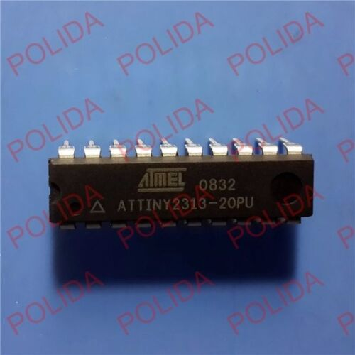 5PCS MCU IC ATMEL DIP-20 ATTINY2313-20PU ATTINY2313