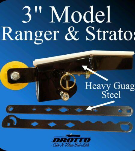 Drotto Automatic boat latch  Ranger model
