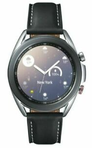 NEW!! Samsung Galaxy Watch3 SM-R850 Bluetooth + WI-FI + GPS 41mm Stainless Steel