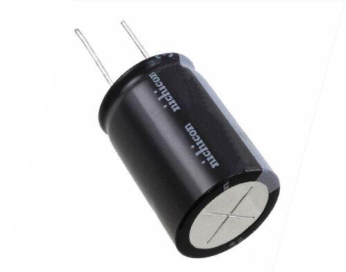 10uf 400v condensateur chimique  électrolytique NICHICON