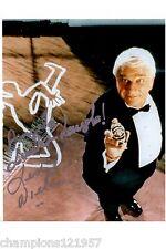 Leslie Nielsen ++Autogramm++ ++Die nackte Kanone++