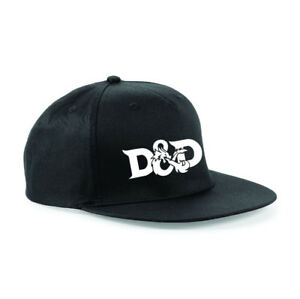 a750dd9d6a3 Image is loading Dungeons-amp-Dragons-Inspired-D-amp-D-Snapback-