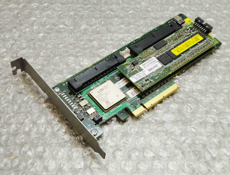 HP 013159-002 256MB Smart Array P400 SAS Raid Manette Carte 441823-001