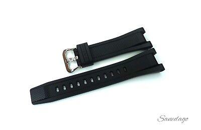 NEW Genuine Casio Bracelet Montre Bracelet Bande de Rechange  Ebqbt