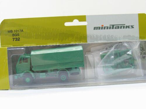 Minitanks 732 MB 1017a bgs 1:87 embalaje original mw4129
