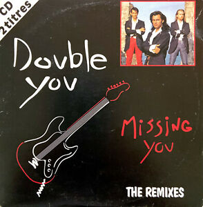 Double-You-CD-Single-Missing-You-The-Remixes-France-VG-VG