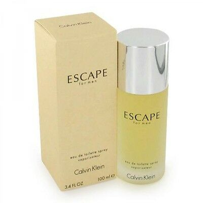 CK ESCAPE EDT for Men 100ml | Genuine CK Perfume