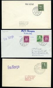 NORWAY-DENMARK-SHIPPING-1959-1965