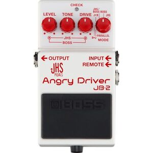 BOSS-JB-2-Angry-Driver-Overdrive-Distortion-Buffered-Bypass-Guitar-Effects-Pedal