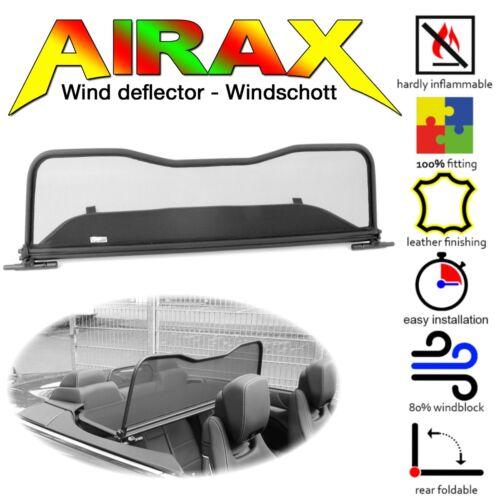 04.2010-2017 Airax Vent Deflector Déflecteur Pour Mercedes E Classe a 207 à Partir De Bj
