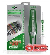 XADO gel Revitalizant EX 120 for gearboxes Reinforced