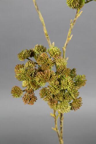 Beerenzweig Natural 76cm grün CG Kunstzweig Kunstpflanzen künstliche Beeren