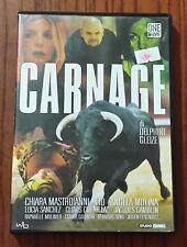 CARNAGE - DVD FILM