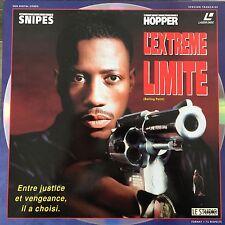 EXTREME LIMITE (L') WS VF PAL - LASERDISC Wesley Snipes, Dennis Hopper