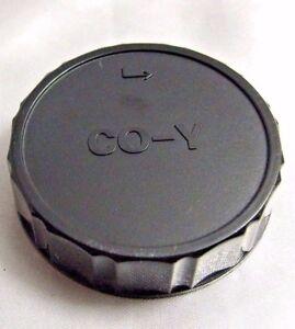 Rear-Lens-Cap-fuer-manuellen-Fokus-C-Y-Yashica-Contax-Objektive