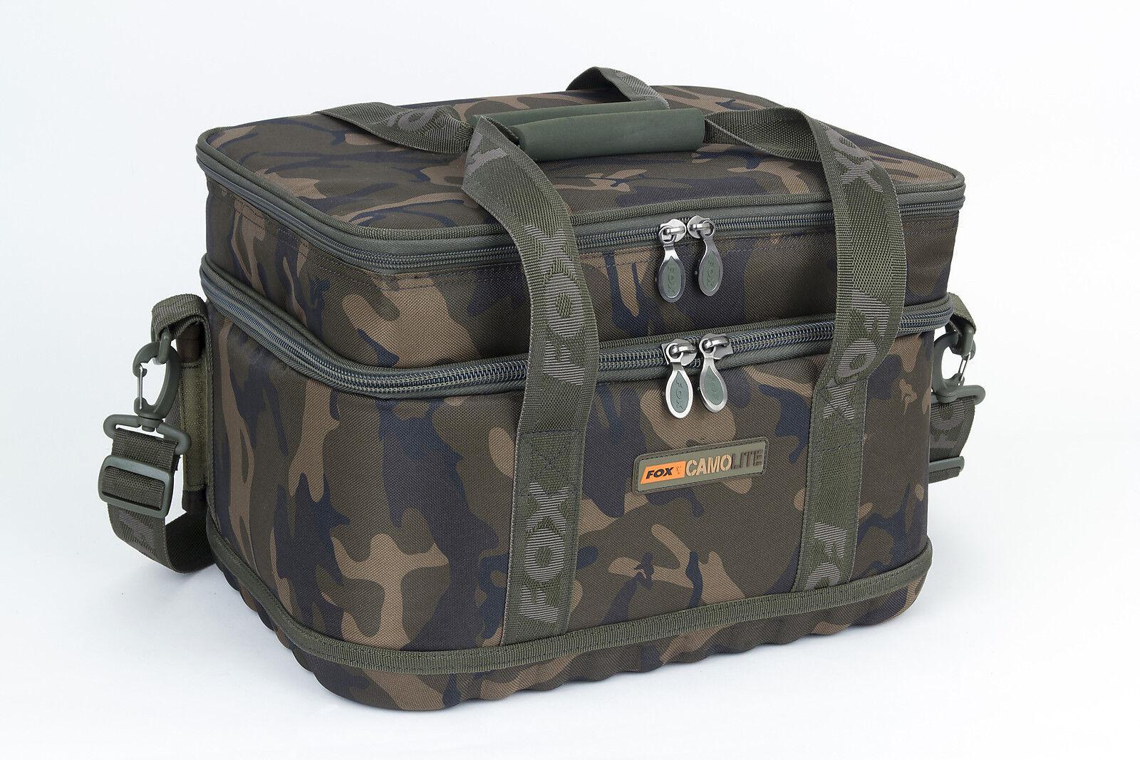 Fox CamoLite Low Level Cool Bag CLU299