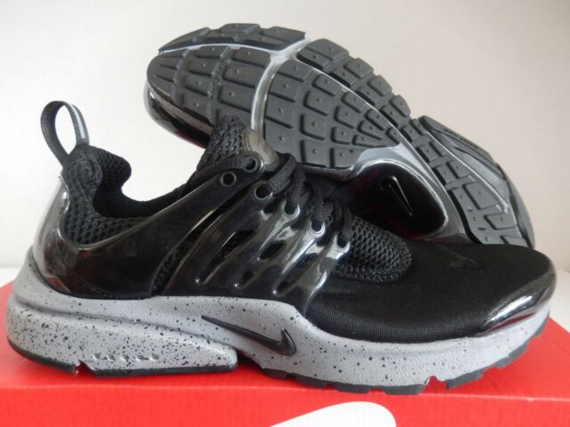 ed470e5785f9 Nike Air Presto SP Genealogy of Pack Black Cement Grey 689800-001 ...
