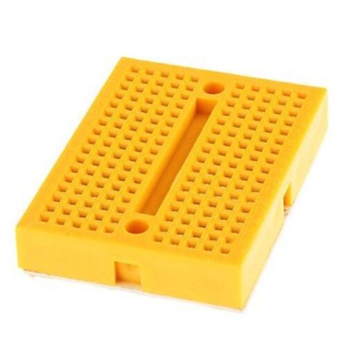 1PCS Yellow Solderless Prototype Breadboard SYB-170 Tie-points for Arduino