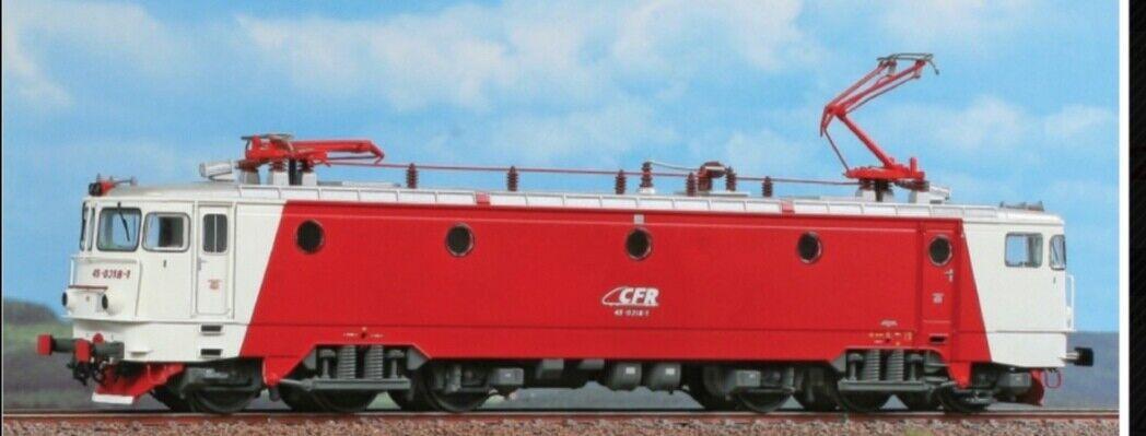 H0 ACME amintiri feroviare cfr classe Electric Locomotive DIGITAL READY nuovo    OVP