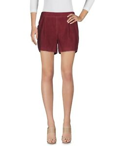 2cf24481d41692 Shorts Donna Pantaloni Corti in Pelle TOY G by PINKO Made in Italy ...