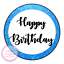 Happy-Birthday-Party-Glitter-Style-Sweet-Cone-Birthday-Cake-Box-Gift-Seal-Hamper thumbnail 5