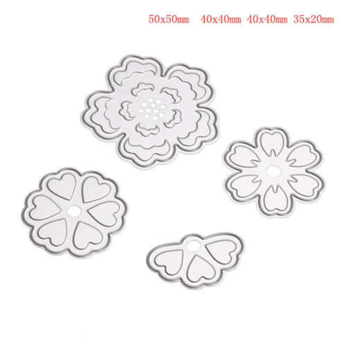 Metal Cutting Dies Stencils DIY Scrapbooking Paper Card Album Craft Handmade