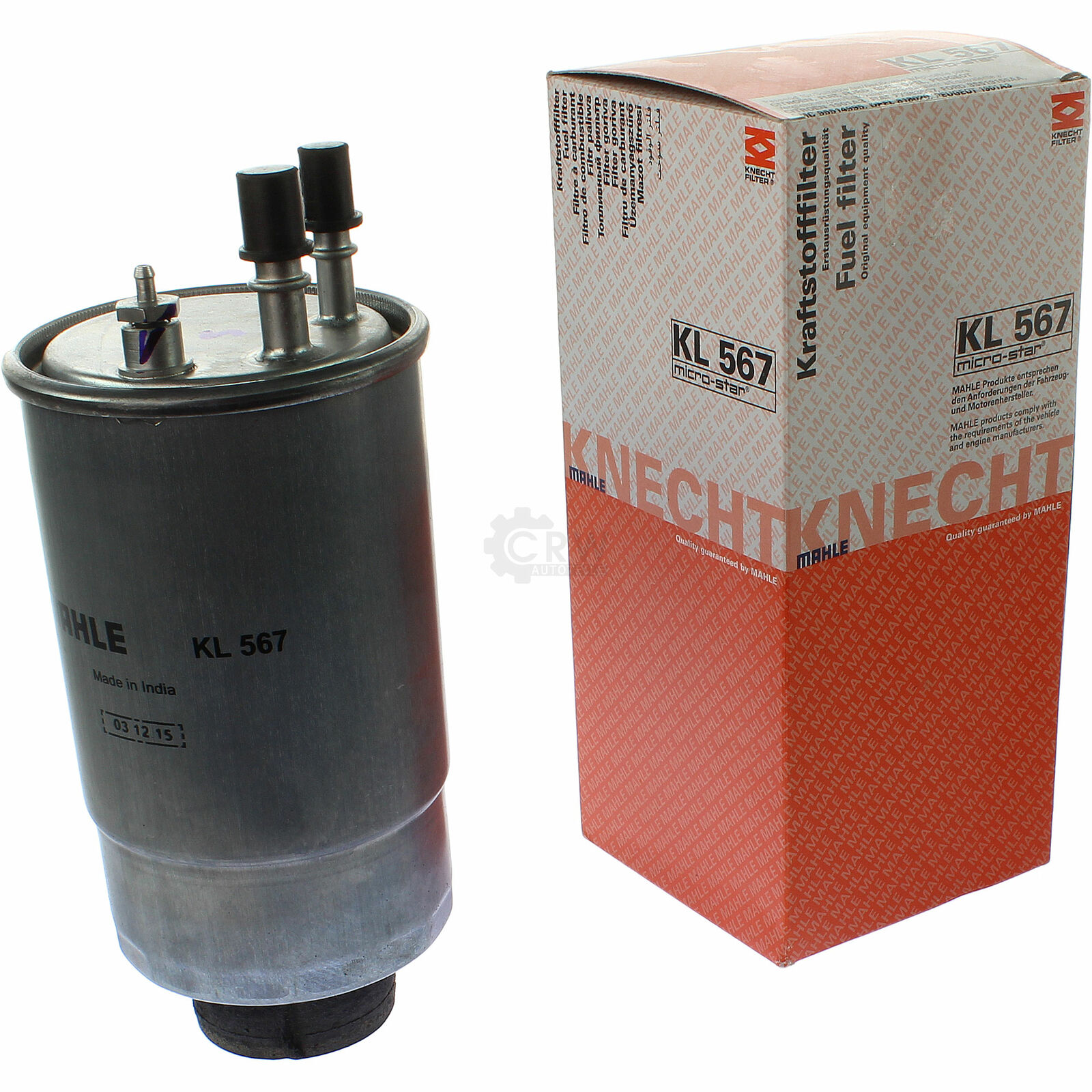 Knecht KL 567 Fuel Filter