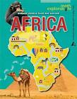 Number Crunch Your Way Around Africa by Joanne Randolph (Paperback / softback, 2015)