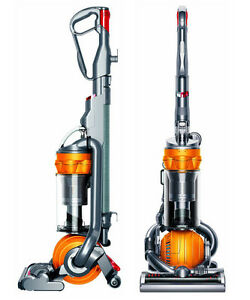 Dyson-DC25-Yellow-Bagless-Upright-Vacuum-FREE-GIFT