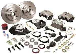 ford granada disc brake kit 63 69 falcon 62 69 fairlane 65. Black Bedroom Furniture Sets. Home Design Ideas