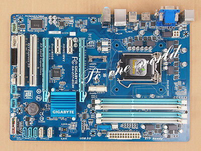 Gigabyte GA-Z77-DS3H motherboard Socket 1155 DDR3 Intel Z77 100% working |  eBay