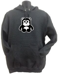 """NEW MEN/'S PRINTED /""""CALI/"""" CALIFORNIA HIPSTER FUNNY FLEECE PULLOVER HOODIE ALL SZ"""