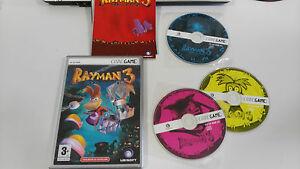 RAYMAN-3-RAVAGES-DE-VOYOU-JEU-DE-POUR-PC-3-X-CD-ROM-EN-ESPAGNOL-CODEGAME-UBISOFT