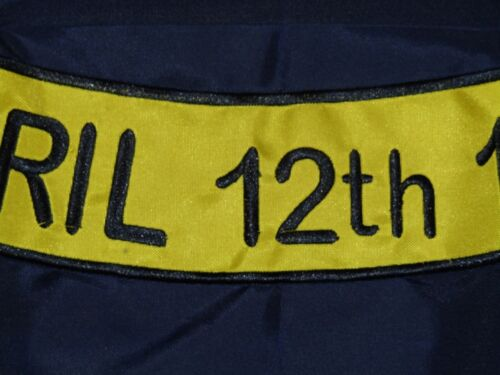 3x5 Bestickt Stateroom Of North Carolina 210D Nylon Flag 0.9mx5 /' W Clips